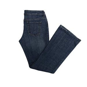 BANANA REPUBLIC Medium Wash Petite Jeans 4P